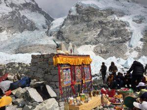 Puja Altar