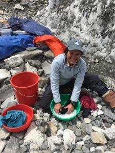Laundry Nepali Style