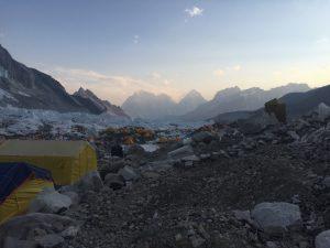 Beautiful Base Camp