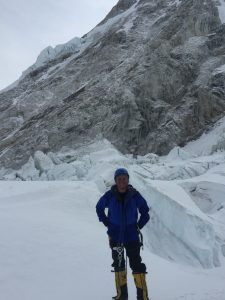 Khumbu posing